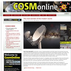 CosmOnline | The online manifestation of MetroCosm