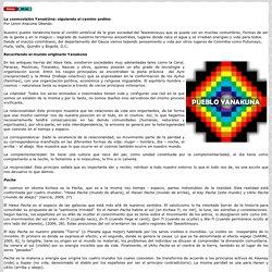 Cosmovision - Pueblo - Indígena - Yanacona - Colombia