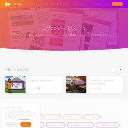 Edu Lesson Plans
