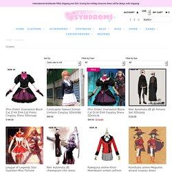 Cosplay – SYNDROME - Cute Kawaii Harajuku Street Fashion Store