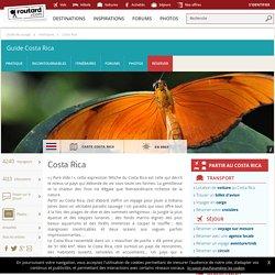 Guide de voyage Costa Rica