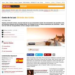 Costa de la Luz: Strände des Lichts