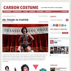 Dr. Frank-N-Furter Costume