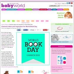 World Book Day: Costume ideas