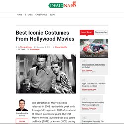 All Time Iconic Costumes From Hollywood Movies