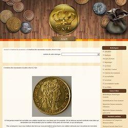 Cotation des monnaies royales 1610 à 1790