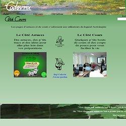 Codevrix: Astuces et cours pour ActivInspire