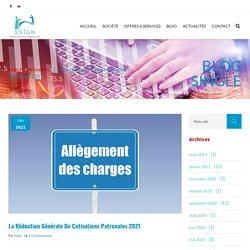 La réduction générale de cotisations patronales 2021 - ssign.fr