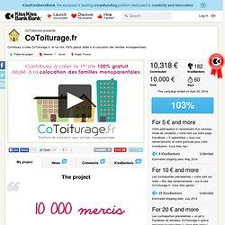 CoToiturage.fr présenté par CoToiturons