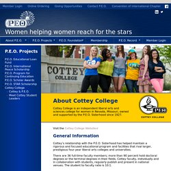 About Cottey College