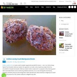 Cotton candy Kush - Buy Cotton candy Kush online