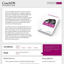 Why CouchDB?