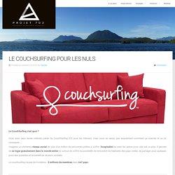 Le couchsurfing pour les nuls