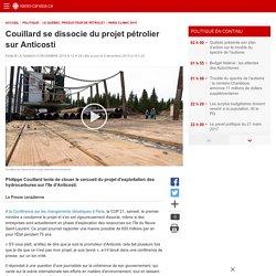 Couillard se dissocie du projet pétrolier sur Anticosti