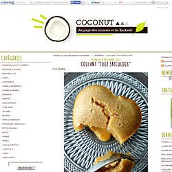 "COULANT ""TOUT SPECULOOS"""