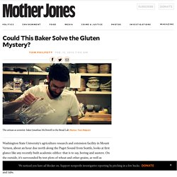 Could This Baker Solve the Gluten Mystery?