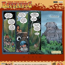 Battlepug.com - Battlepug the Web Comic by Mike Norton