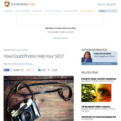 How Could Photos Help Your SEO?