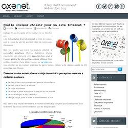 Quelle couleur choisir pour un site Internet ?