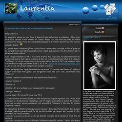 La gestion des couleurs et les navigateurs internet - Laurentia