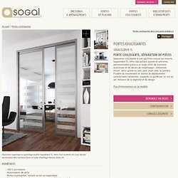 Dressing & Porte Placard SOGAL