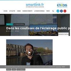 Dans les coulisses de l'éclairage public parisien