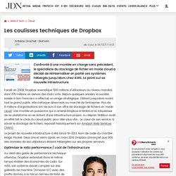 Les coulisses techniques de Dropbox