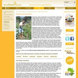 The World Future Council: Organic Farming Solutions