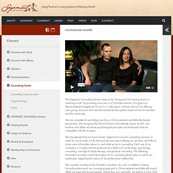 Sagemont Church - Counseling Ministry