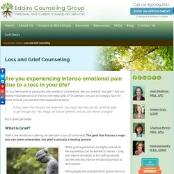 Grief Counseling – Eddins Counseling Group – Houston, TX