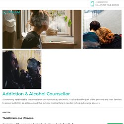Alcohol Addiction Treatment & Counselling
