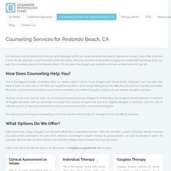 Counselor in Redondo Beach, CA