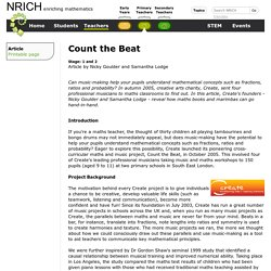 Count the Beat