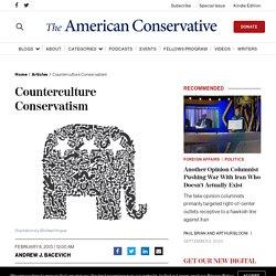 Counterculture Conservatism