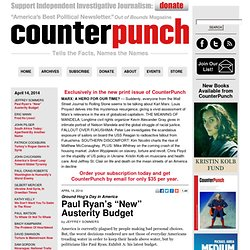 Alexander Cockburn: How Coke Gave Back to Plachimada
