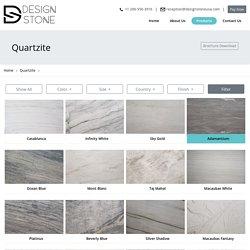 Quartzite Countertops Seattle - Design Stone