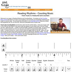 Counting Music by David Tulga