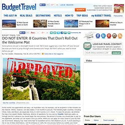 Travel Deals, Travel Tips, Vacation Ideas