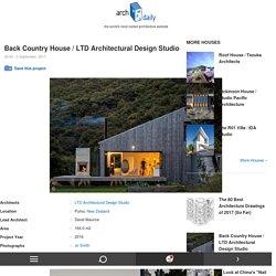 Back Country House / LTD Architectural Design Studio