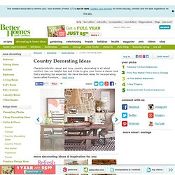 Homepage - Country Home® Magazine