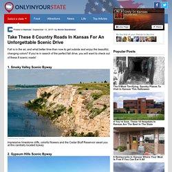 8 Kansas Roads