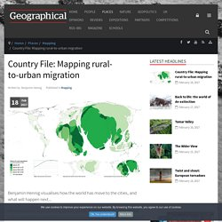 untry File: Mapping rural-to-urban migration