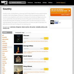Country - Top Downloads - MP3