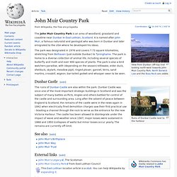 John Muir Country Park
