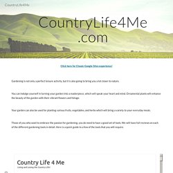 CountryLife4Me