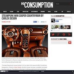 Steampunk Mini Cooper Countryman by Carlex Design