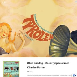 Olles onsdag – Countryspecial med Charlee Porter