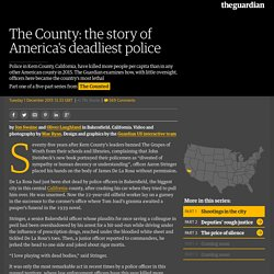 The County: the story of America's deadliest police