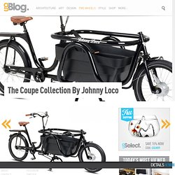 The Coupe Collection by Johnny Loco