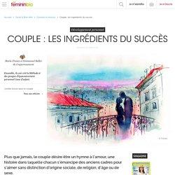 Couple : les ingrédients du succès